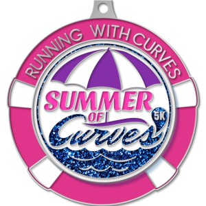Summer Of Curves Medal Preview
