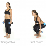 December Challenge – Squats for Runners