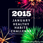 January Fitness Challenge: Healthy Habits