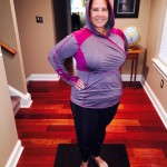 Plus Size Running Gear Review: Manifesta Hoodie