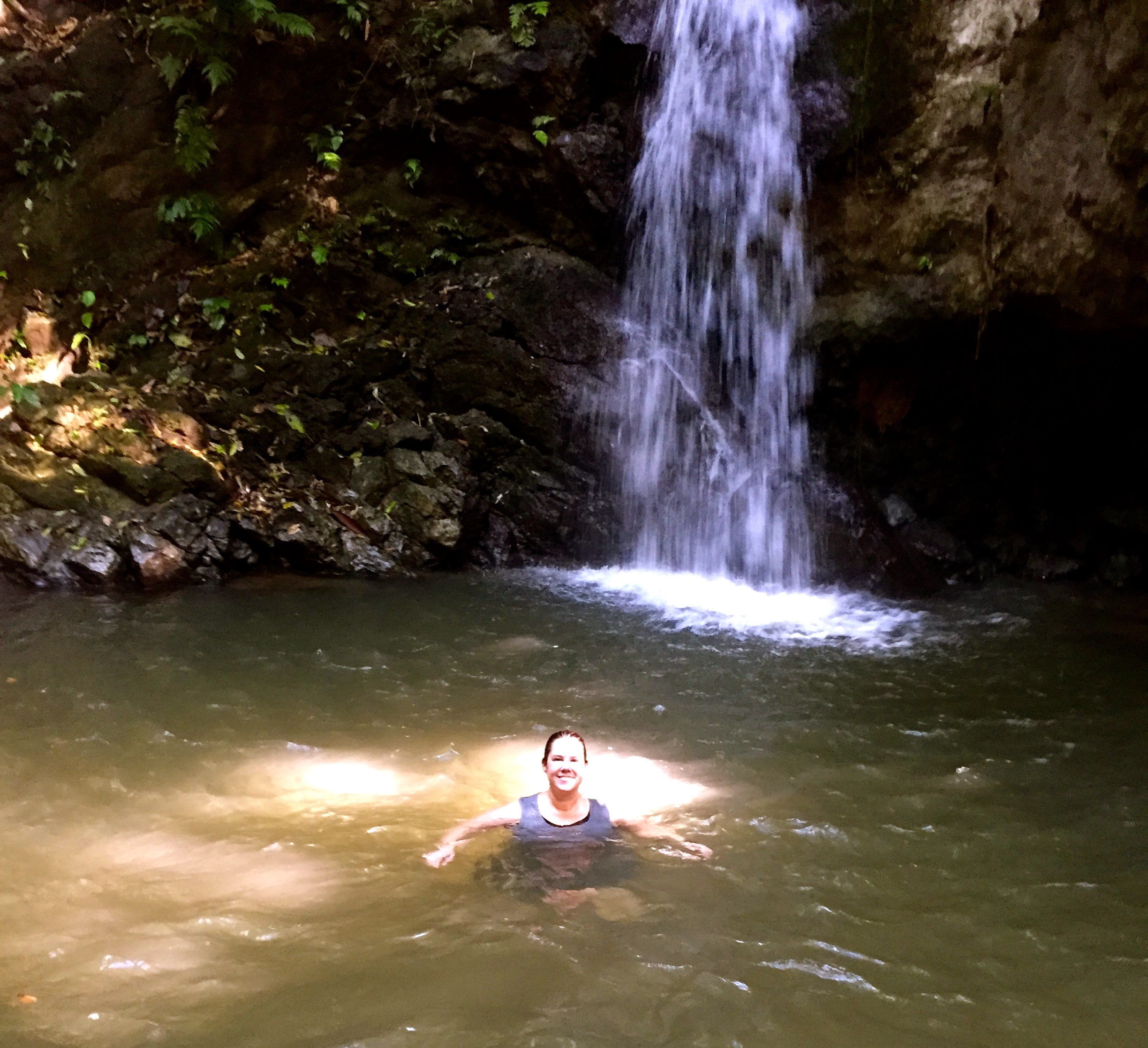 Getting Half Naked In Costa Rica - Not Your Average Runner