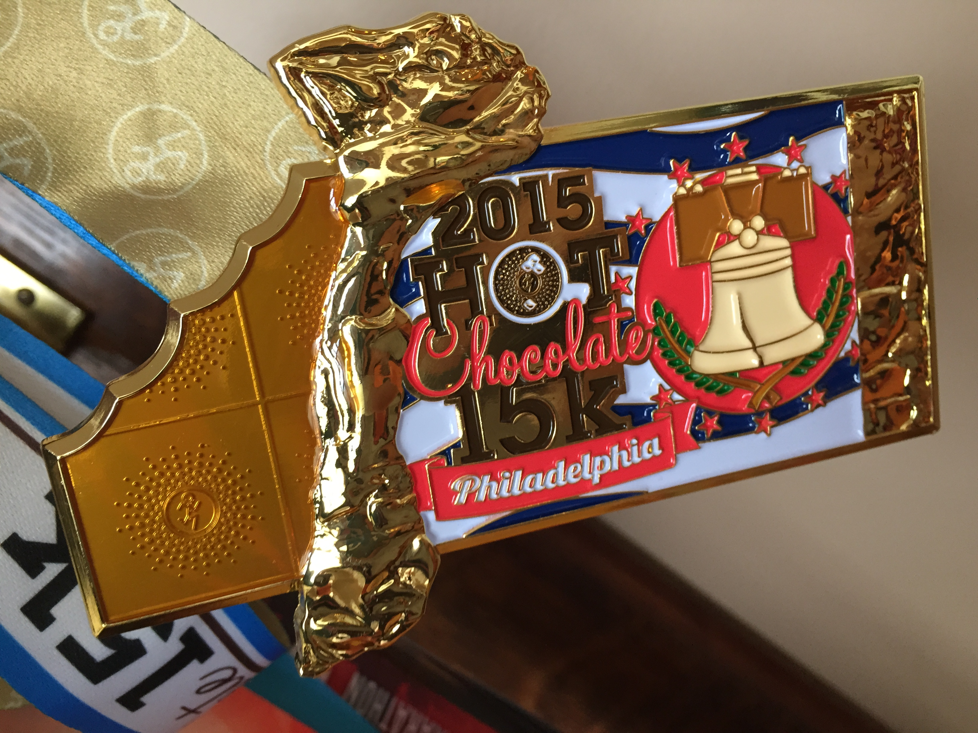 Philly Hot Chocolate 15K Race Report - Making It Easy - Not Your ...