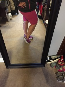 Plus Size Running Gear Review: Happy Puppies Shorts!
