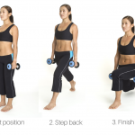 May Fitness Challenge: Lunges