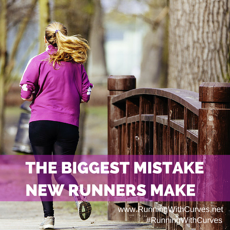 The biggest mistake new runners make
