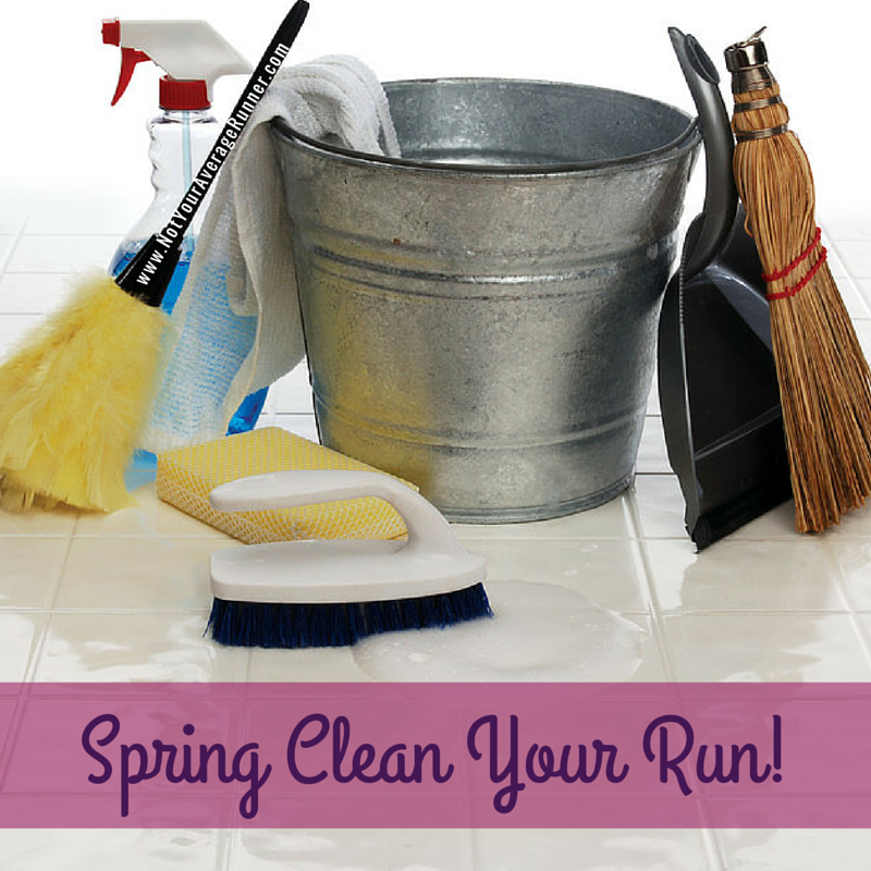 Spring Clean Your Run!