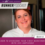 Ep #8: How to Overcome Your First Marathon with Jen Lamplough