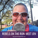 Rebels on the Run: Meet Coach Jen