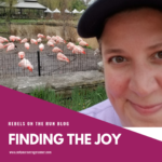 Finding the Joy!