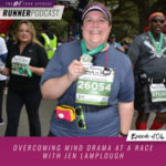 Ep #104: Overcoming Mind Drama at a Race with Jen Lamplough