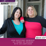 Ep #107: Your Questions Answered: All Things 5K Training with Jen Lamplough