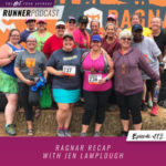 Ep #112: Ragnar Recap with Jen Lamplough