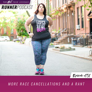 More Race Cancellations and a Rant