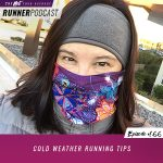 Ep #166: Cold Weather Running Tips