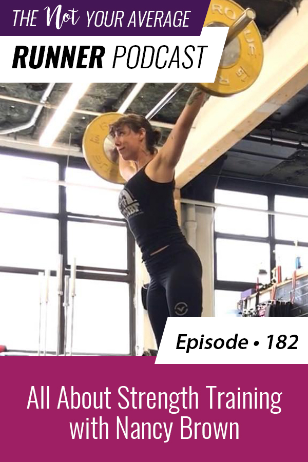 All About Strength Training with Nancy Brown